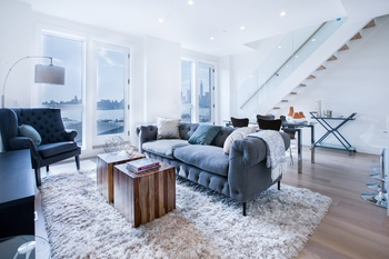 Brand New 2 Bed 2 Bath Penthouse Duplex With Large Terrace, in Greenpoint